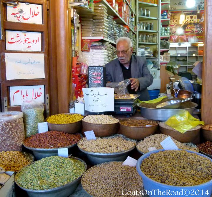 kerman market