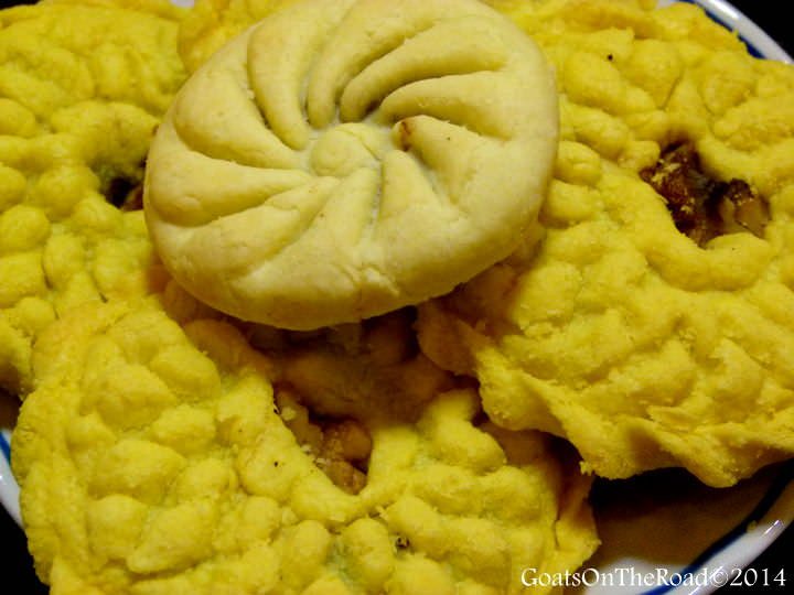 cookies in kerman iran