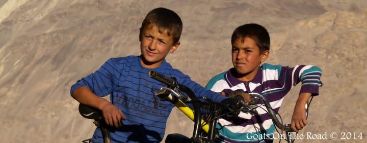 Backpacking Tajikistan The People