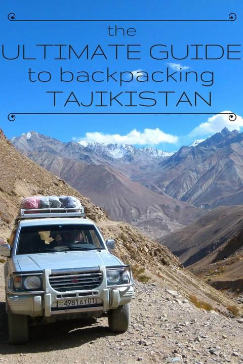 The Ultimate Guide To Backpacking Tajikistan