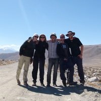 Backpacking Tajikistan Other Travellers