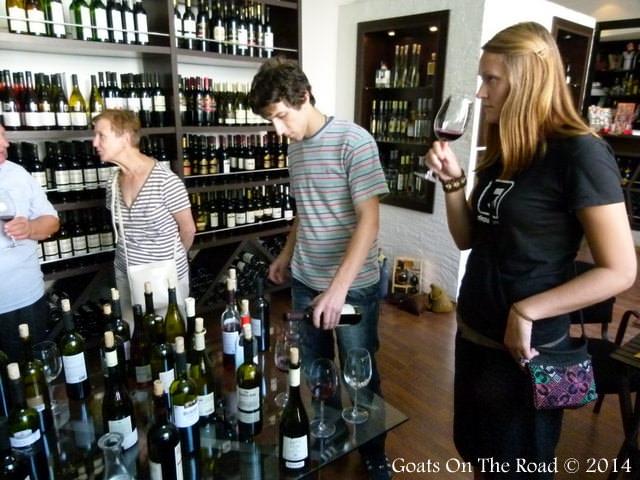 Wine Tasting In The Capital of Tiblisi
