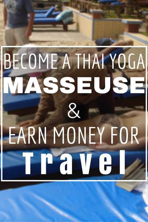 become a thai yoga