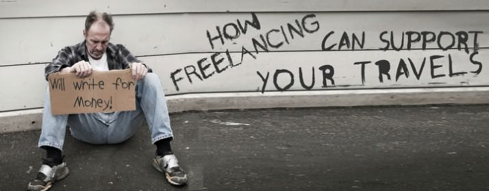 How Freelancing Can Support Your Travels