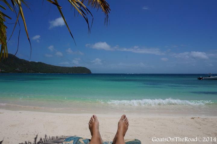 union island beach