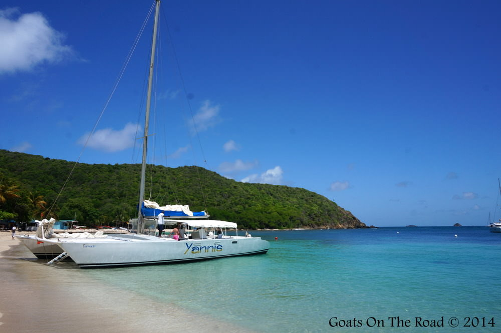 Yannis Sail Boat