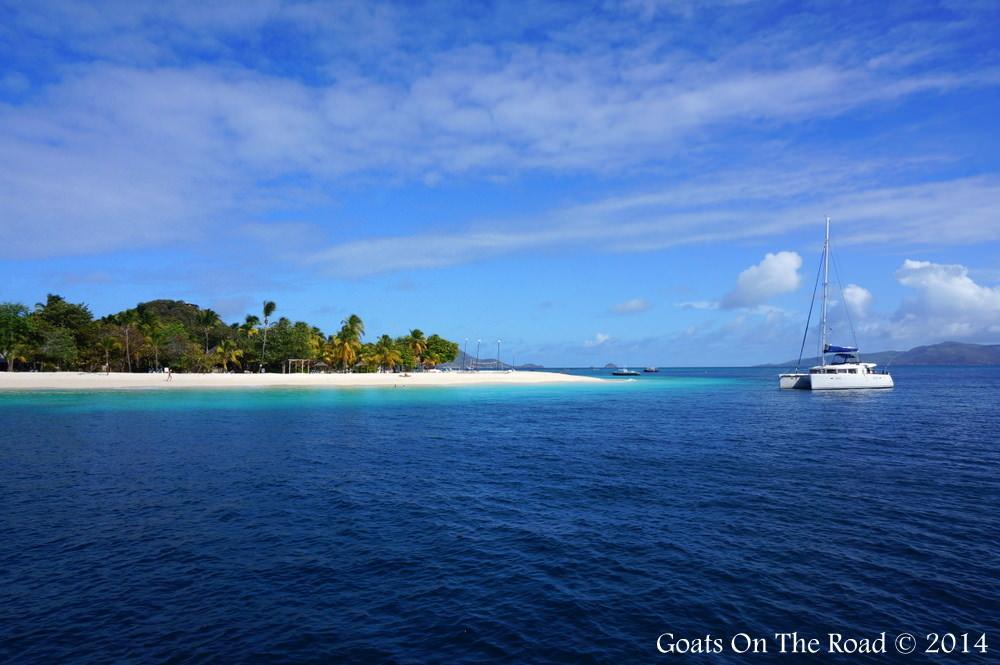 Island Hopping Tobago Cays