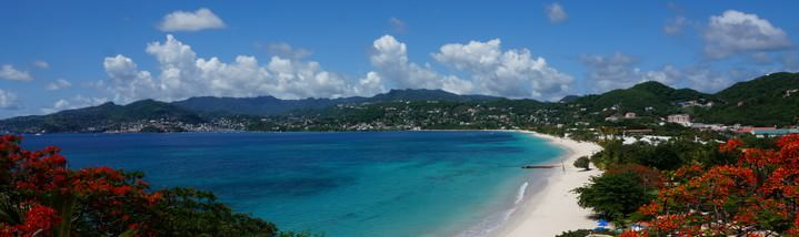 backpacking Grenada