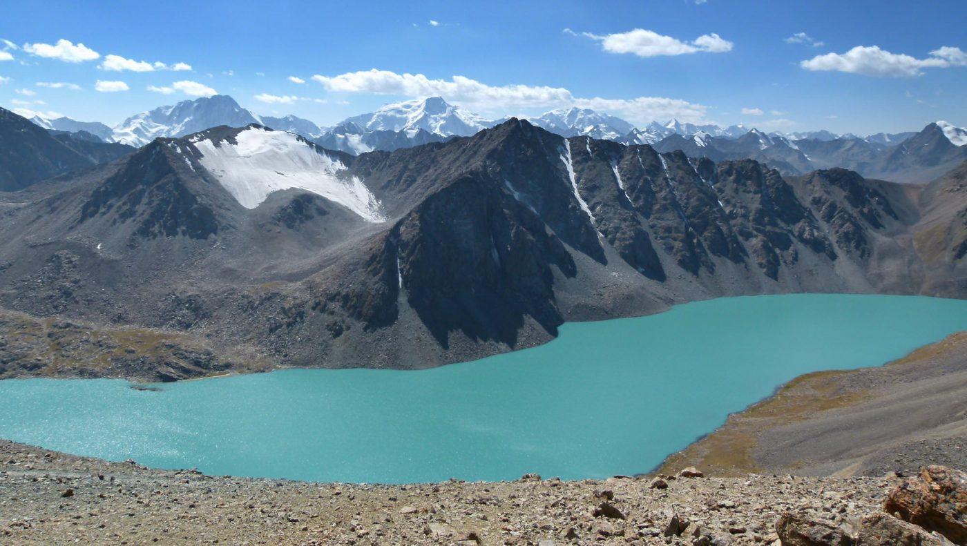 kyrgyzstan lake ala kul