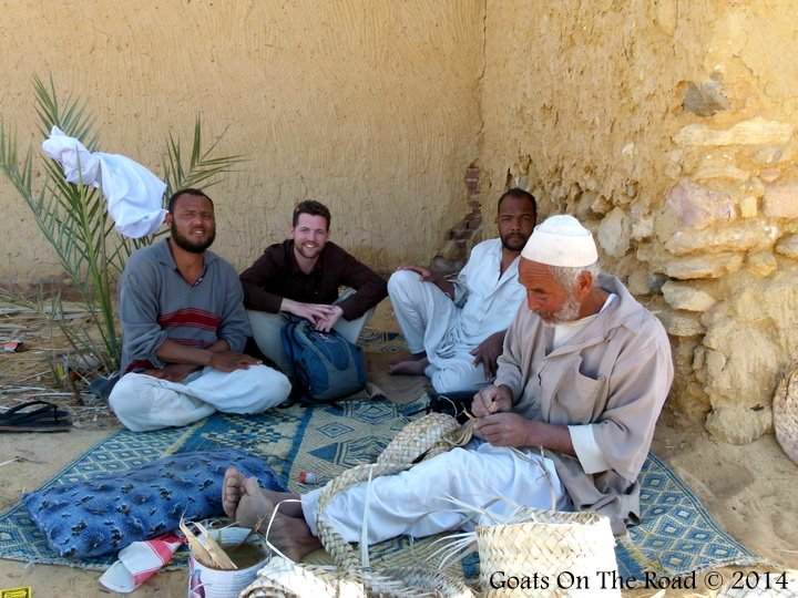 locals in egypt