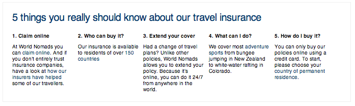 Travel Insurance for Backpackers
