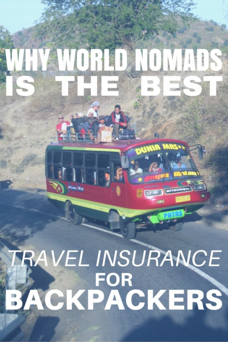 travel insurance for europe world nomads