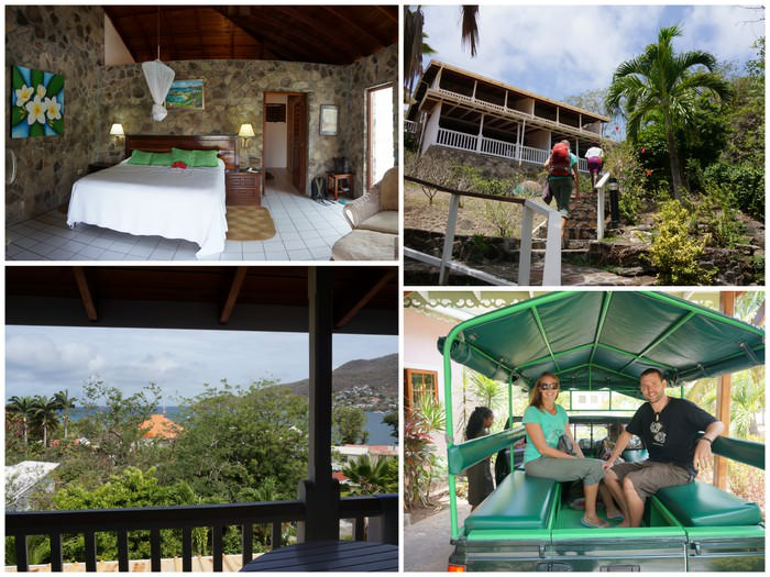 frangipani hotel bequia
