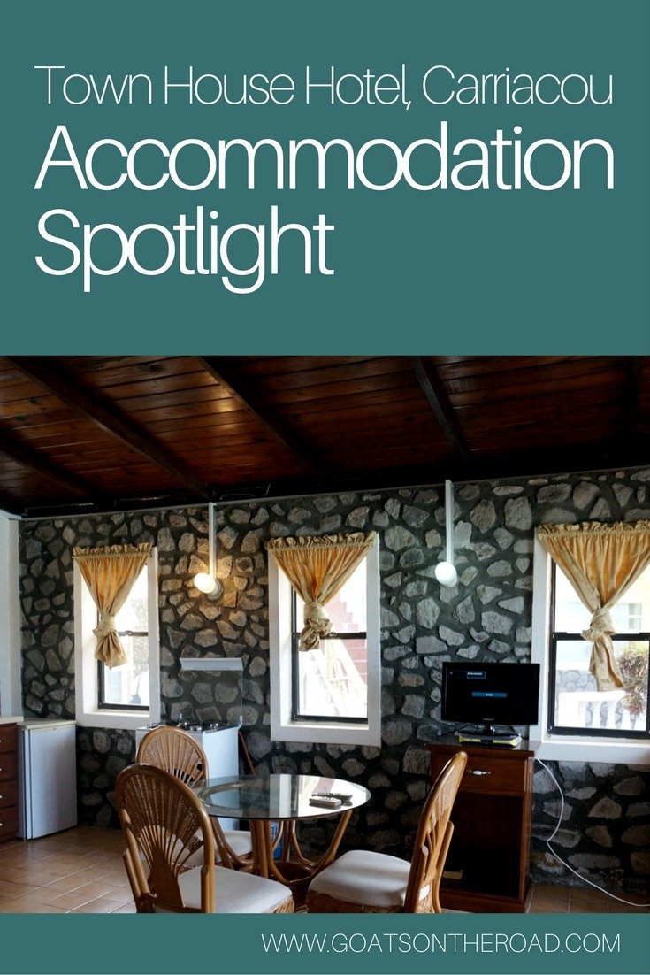 Accommodation Spotlight: Town House Hotel, Carriacou