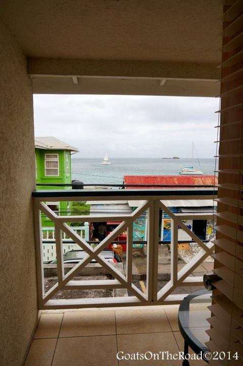town house carriacou hotel