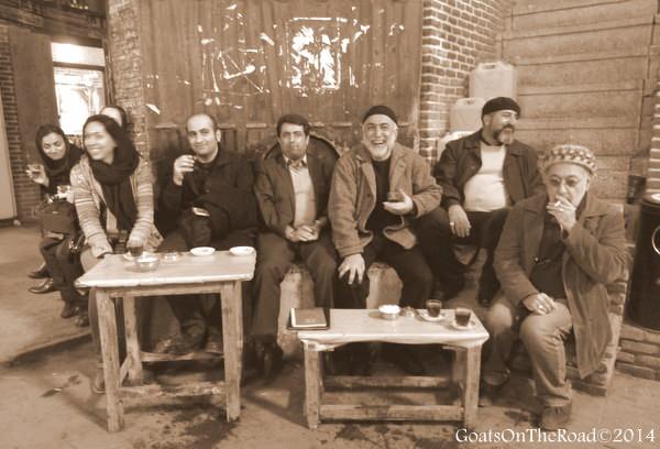 iranian people