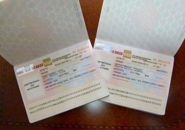 Central Asia Visas