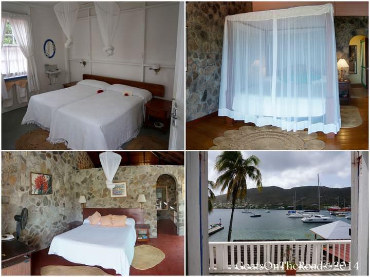 rooms frangipani hotel