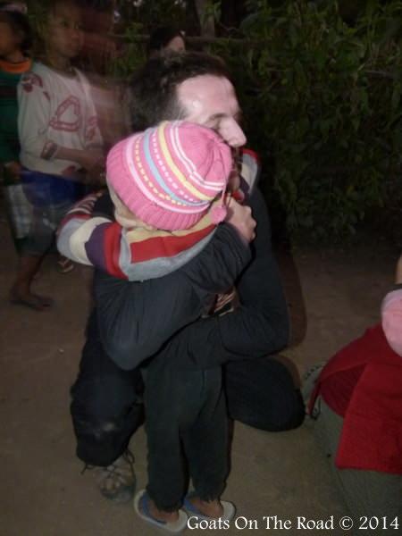 Big Hug From Student - Naloy