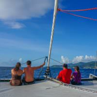 Sailing the Deep Blue Seas of Grenada