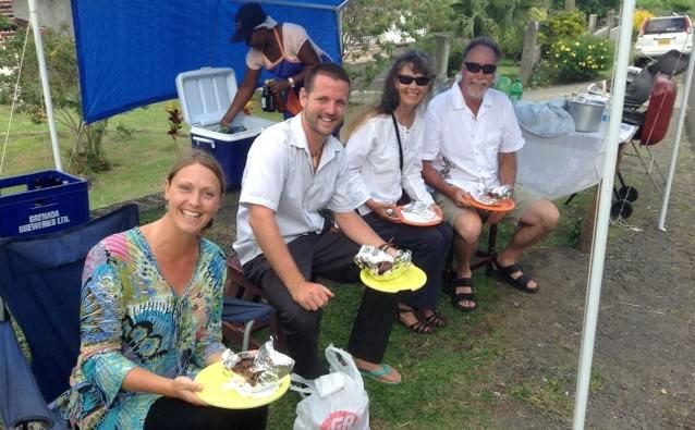 BBQ Travel in Grenada