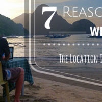 7 Reasons Why We Love The Location Independent Lifestyle (& Why You Could Too)