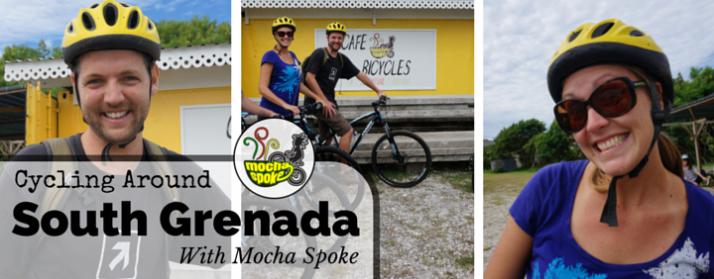 Cycling Around South Grenada With Mocha Spoke