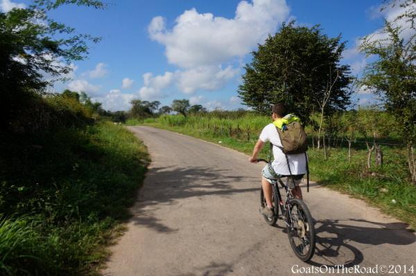 cycle trip valladolid