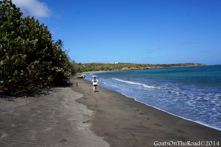 what to do in grenada beaches