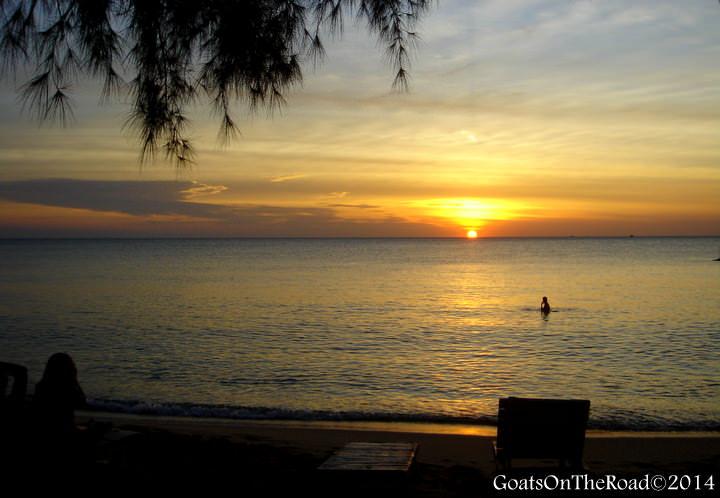 sunset phu quoc vietnam