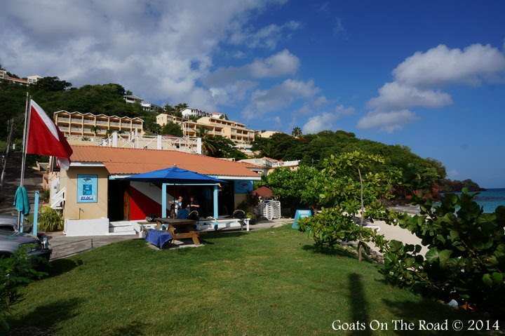 Dive Grenada Dive Shop