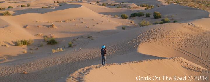 Garmeh Desert