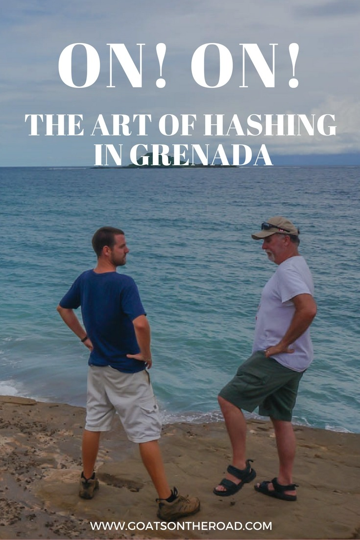 On! On! The Art of Hashing in Grenada