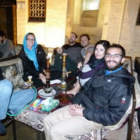 Other Backpackers In Iran