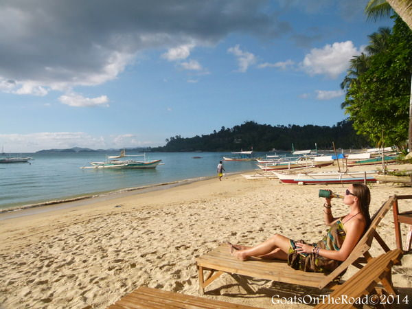 port barton beach philippines
