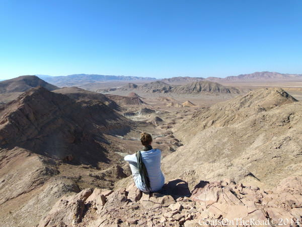 hiking garmeh iran