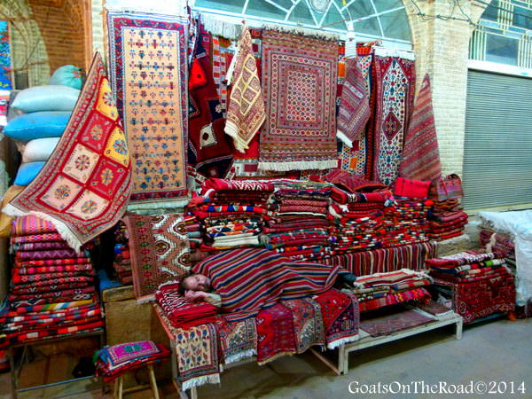 markets in iran