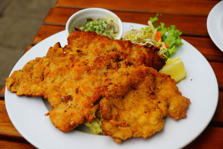 must try meals schnitzel