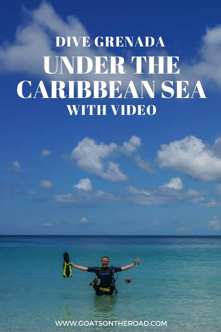 Under The Caribbean Sea With Dive Grenada (With Video)