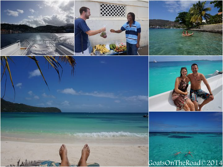 grenadines travel