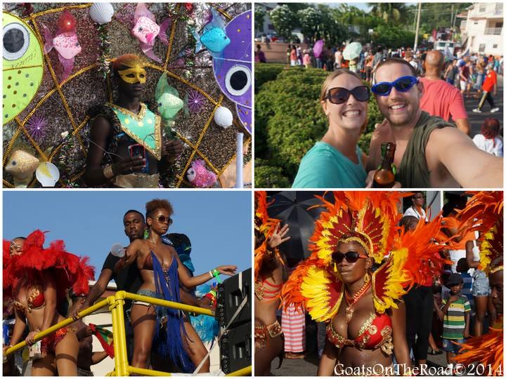 living in grenada carnival