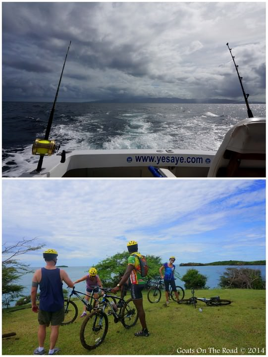 living in grenada cycling