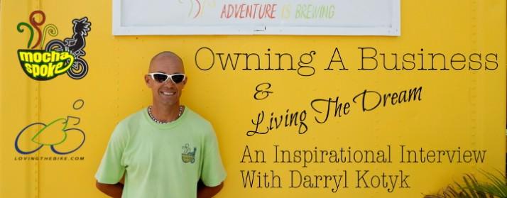 Interview With Darryl Kotyk