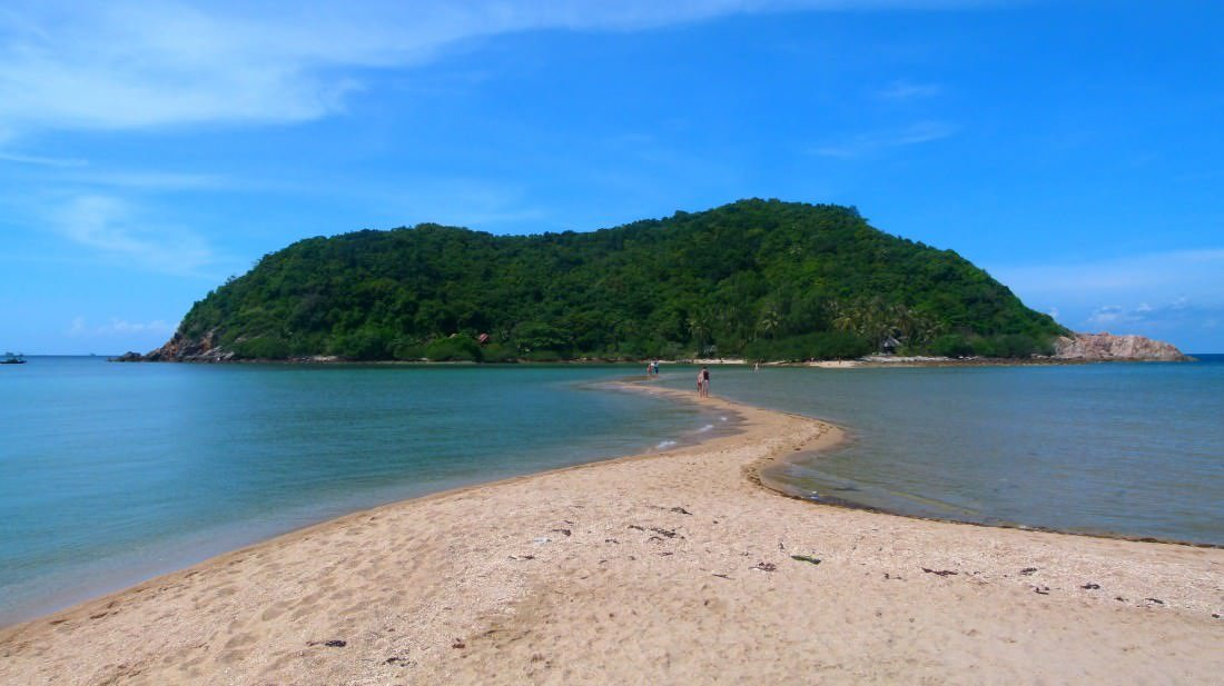 things to do in koh phangan thailand visit the beach