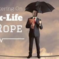 Teetering On The Work / Life Tightrope