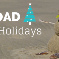 There's No Place Like The Road For The Holidays