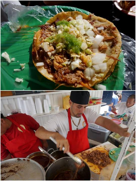 robles tacos puerto vallarta