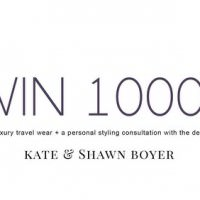 Travel  Fashion: Win $1000 Worth of Clothing from Anatomie!