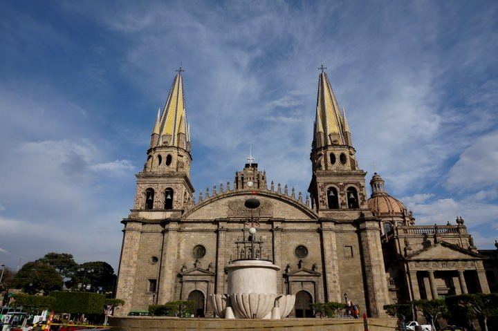 travel guadalajara cathedral
