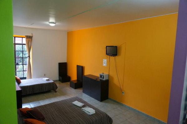 hostel in mexico city